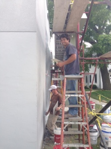 Our Stucco Replacement Crew!