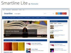 smartline lite wp theme
