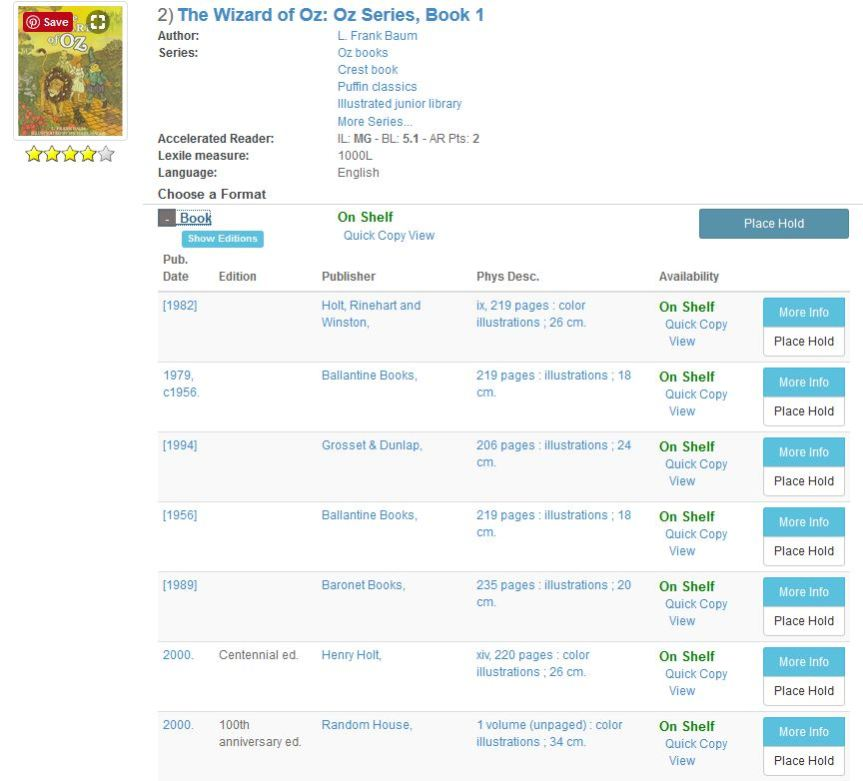 Ebooks lybrarian oooh they include their hoopla content in the catalog ccuart Images
